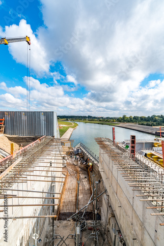 Papiers peints Barrage Dam reconstruction