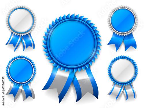 Fotografía  Blue Award Medals