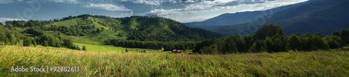 Fotografie, Tablou Алтай горы вершины
