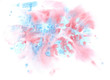 watercolor abstraction background delicate soft , shimmering wat