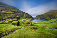 Village Of Saksun, Faroe Islan...