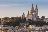 Fototapeta Paryż - La Basilique du Sacré Cœur de Montmartre