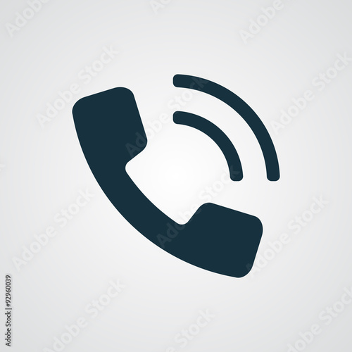 Fotografia  Flat Phone icon