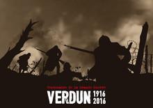 Bataille De Verdun - 1916