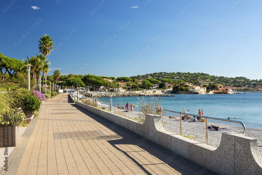 Fototapety, obrazy: Promenade