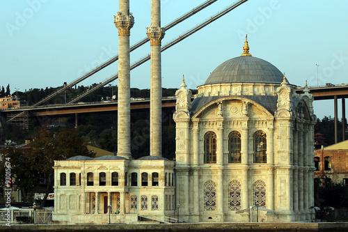Photo  Ortakoy Mosque, Istanbul, Turkey