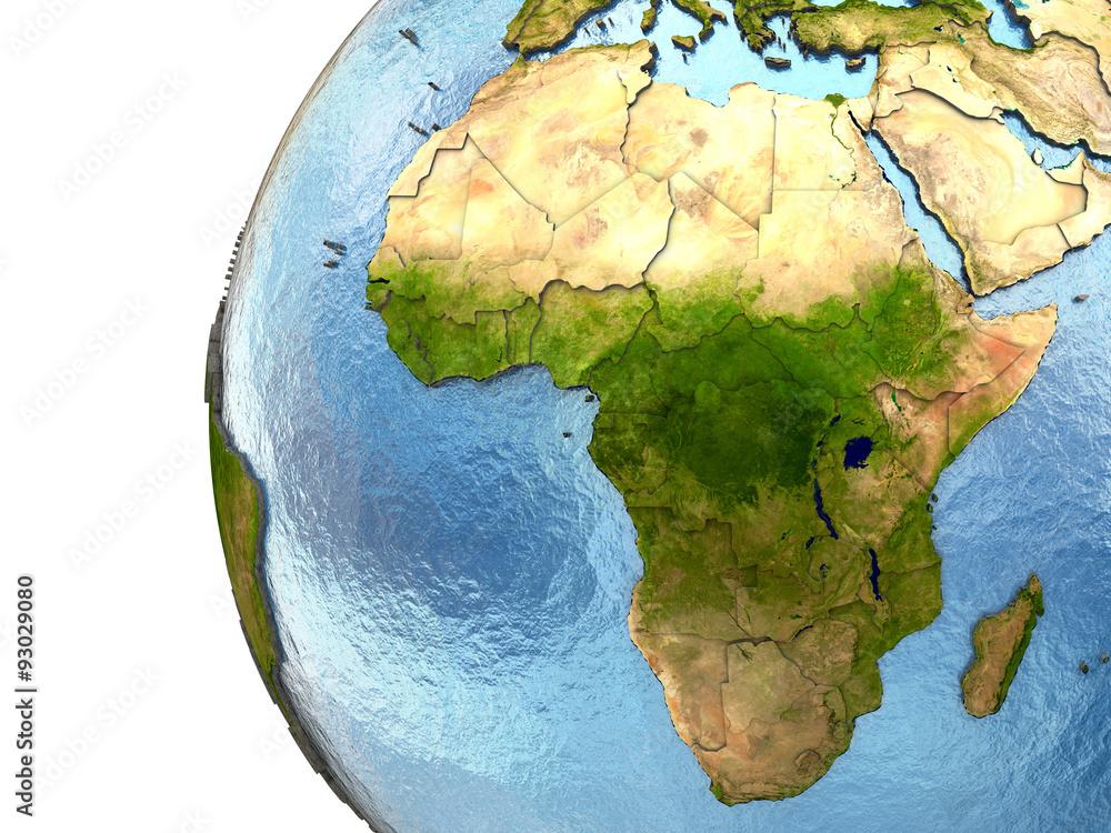 Fototapety, obrazy: Africa on Earth