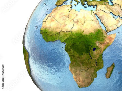 Photo  Africa on Earth