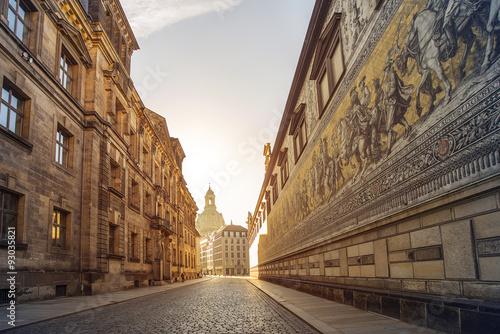 fototapeta na ścianę Historic City Dresden