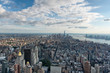 Overview of New York and the Hudson River