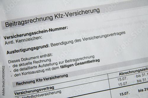 Kfz Versicherung Buy This Stock Photo And Explore Similar Images