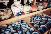 骨董品 食器