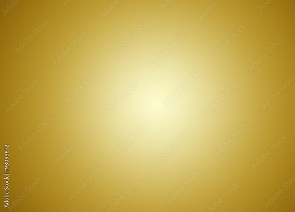Fototapety, obrazy: Goldener Hintergrund