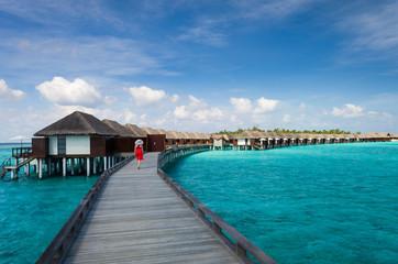 Wasservillen Malediven