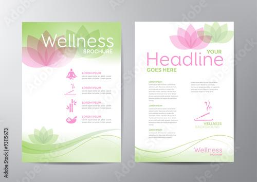 Fotografia  Wellness Brochure
