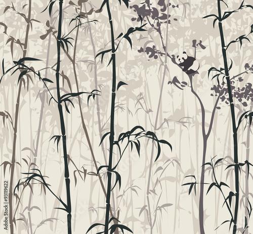panda-w-bambusowym-lesie