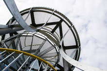 Wendeltreppe Zum Aussichtsturm