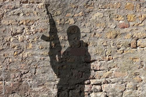 Fotografía  Armed man