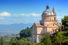 The Sanctuary Of San Biagio In...