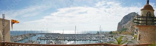 Plakat Przegląd portu El Garraf, Barcelona