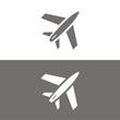 Icono avión BN