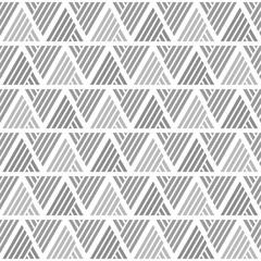 FototapetaModern Triangle Seamless Pattern