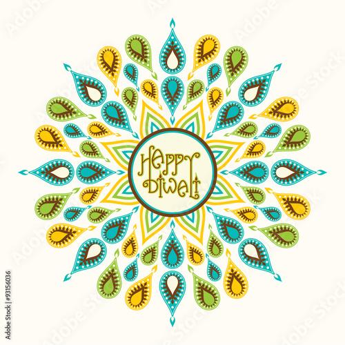 Creative happy diwali festival greeting card design vector buy creative happy diwali festival greeting card design vector m4hsunfo