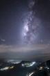 Milky Way Galaxy over Israeli Desert at Night