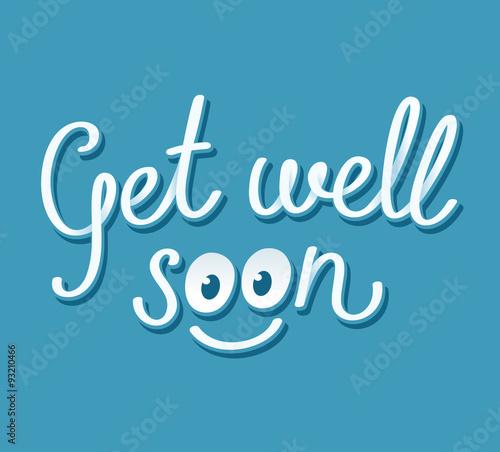 Fényképezés  Get well soon