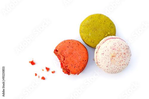 In de dag Macarons Macaron