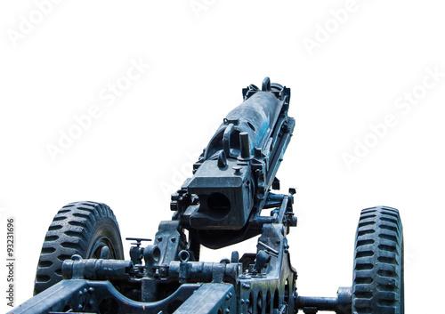 Photo anti aircraft gun