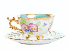 Vintage Teacup & Saucer
