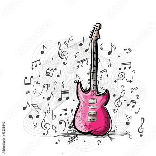 szkic-sztuki-projektowania-gitary
