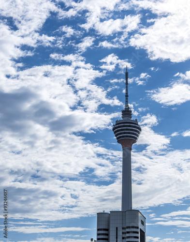 KL Tower, Kuala Lumpur, Malaysia Poster