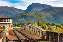 Railway, Signal Box And Swing ...