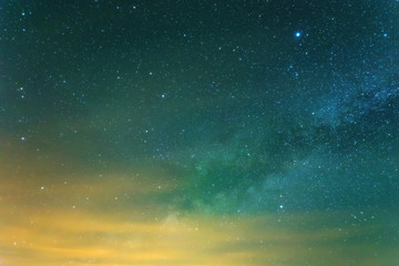 Fototapetastarry sky background