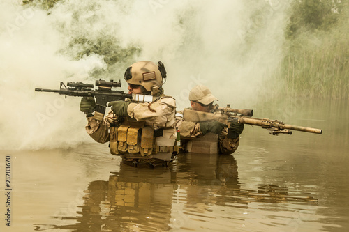 фотография  Navy SEALs