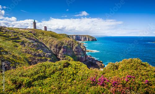 Fotografie, Obraz  Cap Frehel peninsula, Bretagne, France