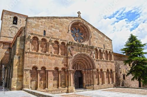 Iglesia de Santo Domingo en Soria