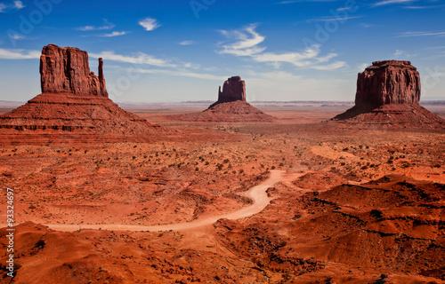 Fotografie, Obraz  Monument Valley II
