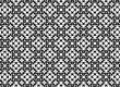 Чёрные и белые узоры. 20