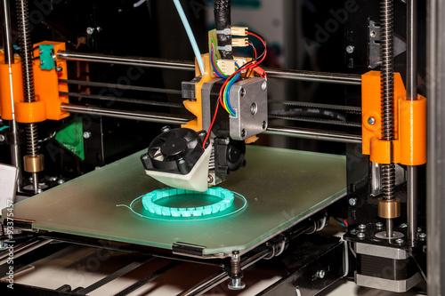 Fotografia  3D printer