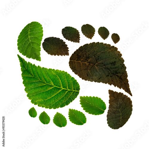 Fototapeta  sustainability of ecology against environmental pollution