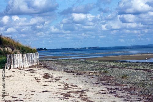 In de dag Australië Naturstrand an der Ostsee