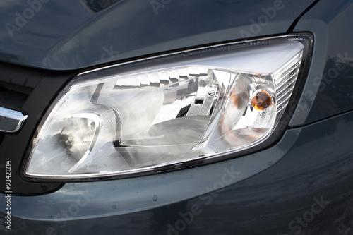 Fototapeta headlamp obraz na płótnie