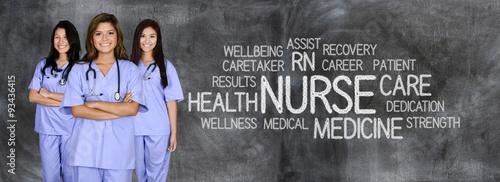 Nurse Canvas