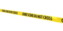 Crime Scene Do Not Cross Tape ...