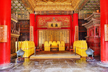 Interior Throne Room  In The H...