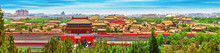 Jingshan Park,panorama Above O...
