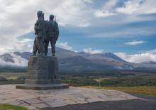 Commando Memorial In Spean Bri...